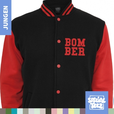 College Jacke - Bomber
