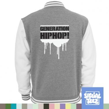 College Jacke - Generation HipHop