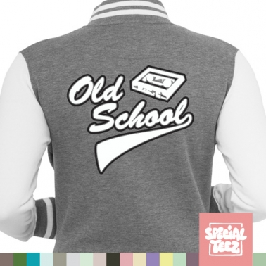 College Jacke - Old school