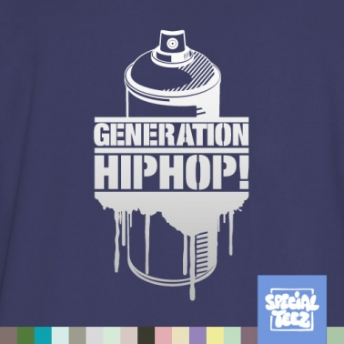 T-Shirt - Generation HipHop