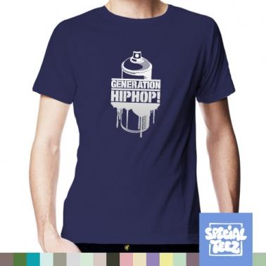 T-Shirt - Generation HipHop
