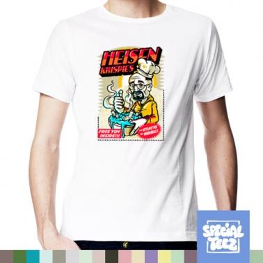 T-Shirt - Heisen Kriespies