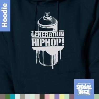 Hoodie - Generation HipHop