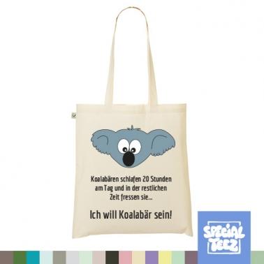 Jutebeutel - Koalabär