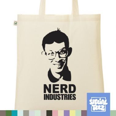 Jutebeutel - Nerd industries