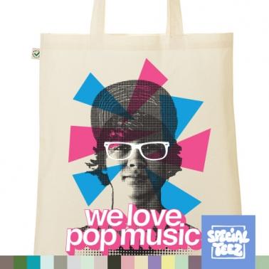 Jutebeutel - We love popmusic