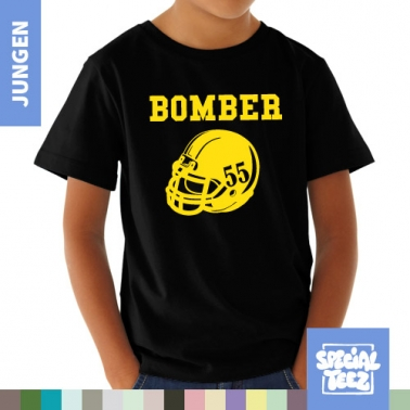 Kinder T-Shirt - Bomber 55