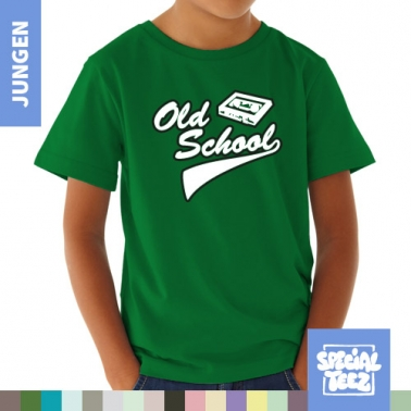 Kinder T-Shirt - Old school