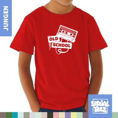 Kinder T-Shirt - Old school tape