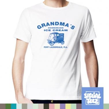 T-Shirt - Grandma´s ice cream