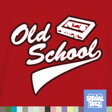 Kinder T-Shirt - Old school