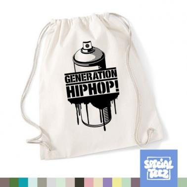 Sportbeutel - Generation hip hop