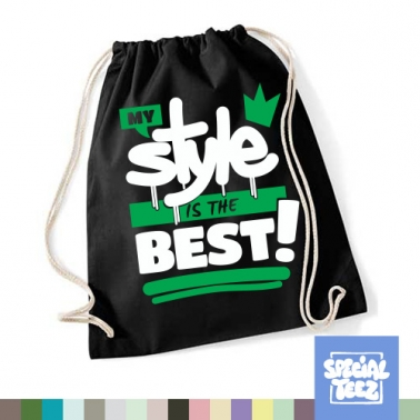 Sportbeutel - My style is the best