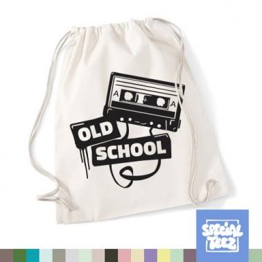 Sportbeutel - Old school tape