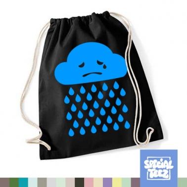 Sportbeutel - Sad Cloud