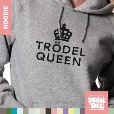 Hoodie - Trödelqueen