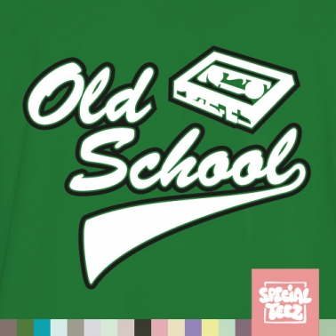 T-Shirt - Old school