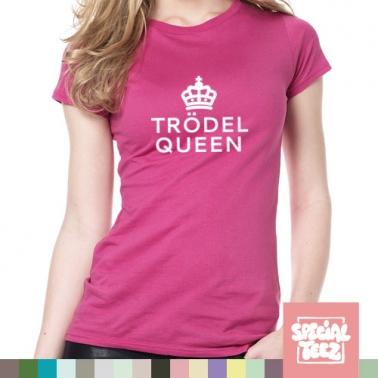 T-Shirt - Trödelqueen