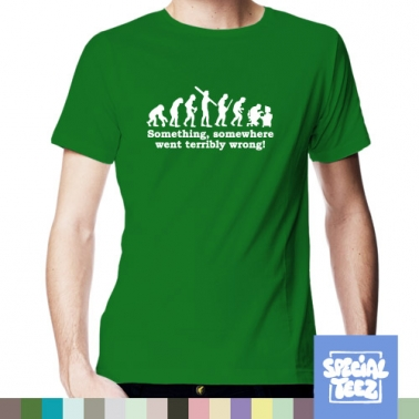 T-Shirt - Something went terribly wrong