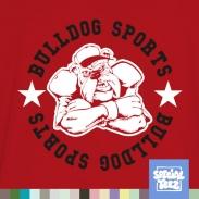 T-Shirt - Bulldog Sports