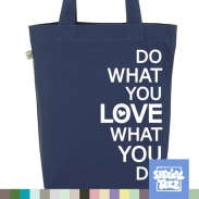 Jutebeutel - Do what you love