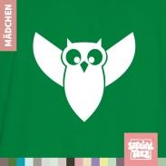 Kinder T-Shirt - Eule