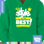 Hoodie - My style is the best