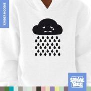 Hoodie - Sad cloud