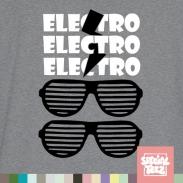 T-Shirt - Electro Electro Electro