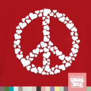 T-Shirt - Heartpeace