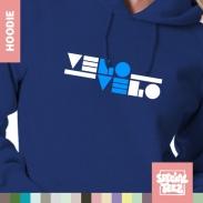 Hoodie - Velo love